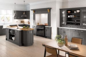 Helford Anthracite Main Kitchen