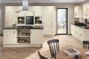 Helford Ivory Main Kitchen