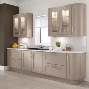 Helford Sand Beige Sink Run