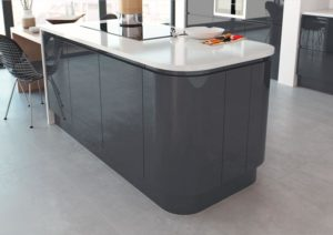 Rimini Anthracite Close Up