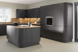 Rimini Matt Anthracite Main Kitchen