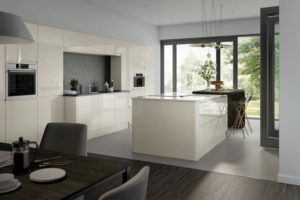 Rimini Porcelain Main Kitchen