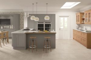 Sherbourne Dust Grey Main Kitchen