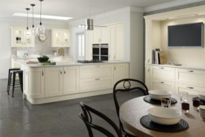 Sherbourne Ivory Main Kitchen
